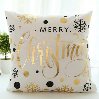 Christmas cushion 1