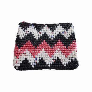 Jellyfish Zigzag clutch