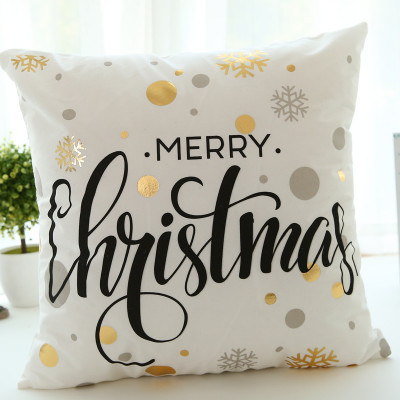 Christmas cushion 2