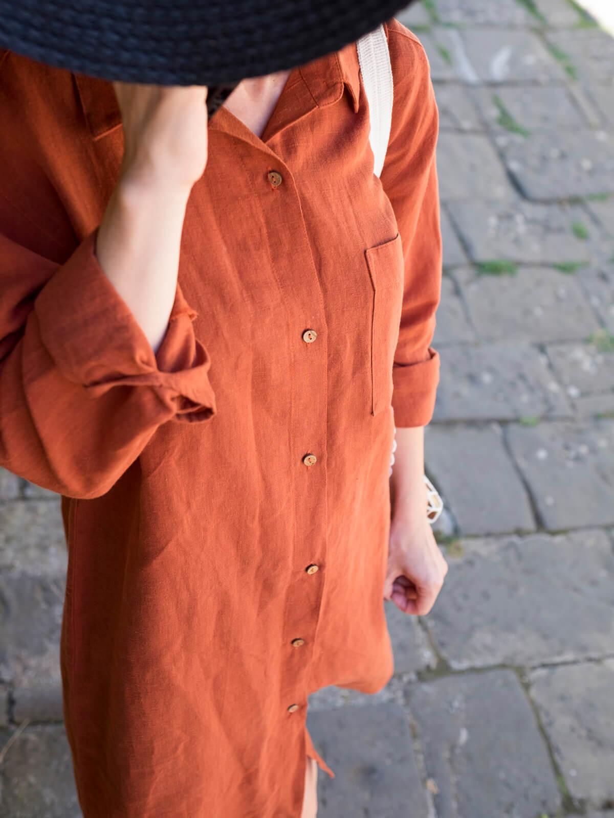 lino-gomlek-elbise-turuncu-1200×1600